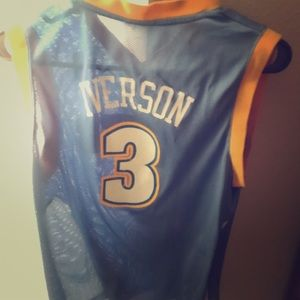 Allen Iverson youth Denver nuggets jersey